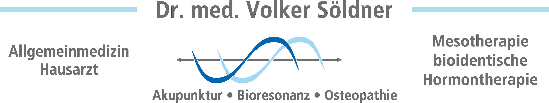 Praxis Dr. med. Volker Söldner Logo